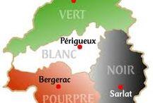 Les 4 couleurs du Périgord