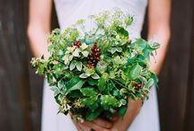 Bridal Bouquets / Farm fresh bouquets from Coastal Posies