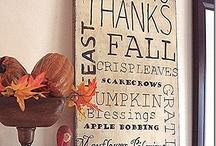 Fall / by Kaytlin Honken