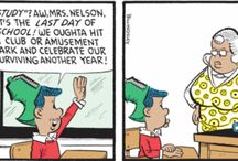 School's Out Comics
