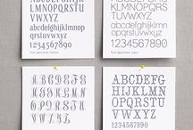 Font Snob / by Lisa Wallace