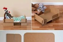muebles de muñecas