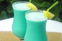 Amazing foods and drinks