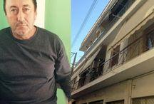 Αφωνοι και οι Αστυνομικοί, μπροστά στο αποτρόπαιο μακελειό, μετά από εισβολή σε διαμέρισμα