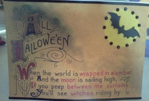 2015 Halloween Cards / by Marianne Hall