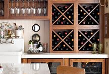 ❤ Bars & Wine Cellars / by Ginny McMeans