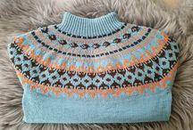 Knitting / Strikka ting og tang