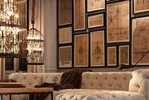 Style::Interiors / Adding that touch of glamour  / by Glamour in the County