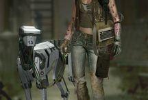 Cyberpunk&Shadowrun