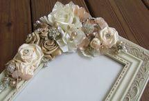 Decoupage Flowers Embellishments