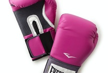 My new obsession.... BOXING!!  / by Haley Ray