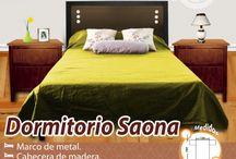 Dormitorios / Dormitorios diseños exclusivos de #Ikasa. #Bedroom #Furniture #Design