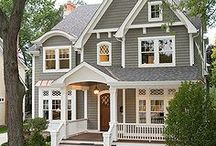 Homes with character / by Summer