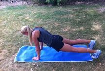 Workouts/Exercise Moves / by Tami Barrett