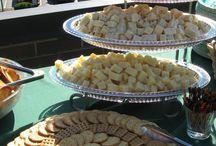 Wedding/Reception Hord'evours / reception food