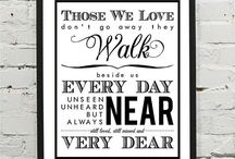 The Love Quotes Jealousy Quotes : Those we love quotes black and white life typography loss…