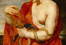 Hygieia-Goddess of Health