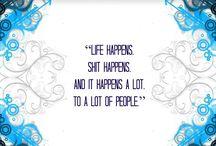 Fav Book Quotes / by Amanda Lopez