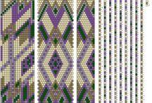 Схемы жгутов, бисерных шаров