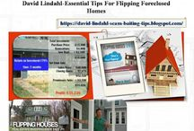 David Lindahl-Essential Tips For Flipping Foreclosed Homes