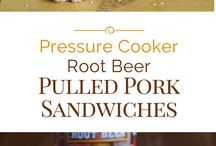 Pressure Cooker ideas
