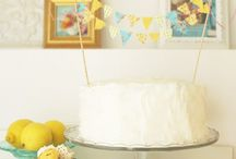 Decoration ideas - Bunting / by TwoLittleOwls inLove