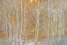 winter k landscape