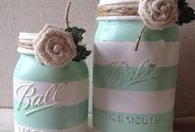 mint & white ideas