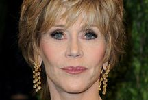 Jane Fonda hairstyles / collection picture of Jane Fonda hairstyles