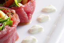SAGA Liharuokia - Meat dishes