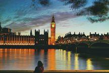 Reino Unido / Inglaterra, Irlanda do Norte, Dinamarca, Escócia e País de Gales... ♥