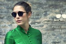 Fall & Winter 2013/2014 - Sun Collection / Now available in stores. Click on the link to find a retailer nearest you: http://www.lgr-sunglasses.com/stores/?lang=en