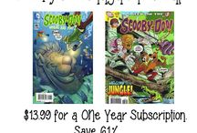 Magazine Deals / Check out all the HOT Magazine deals.  Each day is a different one.