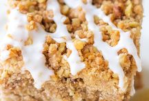 Crumb Cakes