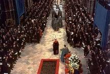 Princess DIANA, s funeral