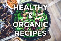 Healthy & Organic Recipes / Healthy and organic recipes for the whole family