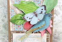 Graphic 45: Botanical Tree / by Emanuela Marchesi