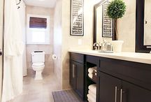 Bathroom Renovation / by Jennifer Clark