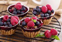 Bake healthy snacks