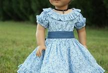 American girl doll  / by Rebekah Gordon