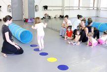 Tots Dance Class