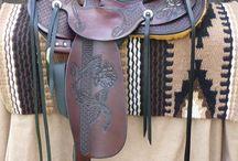 Real saddles