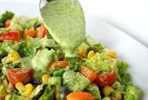 Salades and dressings...☆★☆★