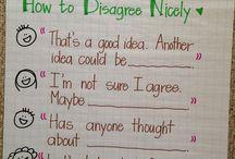 Disagreements