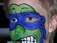 fantastic face painting!