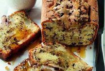 gâteau yaourt et poires
