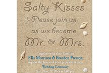 Beach Wedding Programs Inspiration