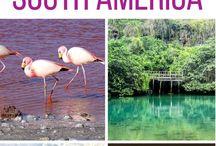 South America / South America | South America Travel Guides | Travel Blogger | Northern Lauren | Beautiful Landscapes | Colombia | Chile | Ecuador | Peru | Brazil | Bolivia | Argentina | Uruguay | Travel | Travel Guides | Female Travel