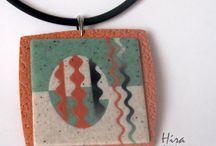 Hira - polymer clay / Moje tvorba z polymeru
