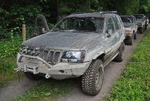 British Jeep grand Cherokee